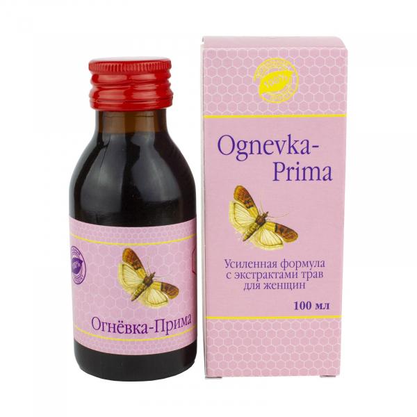 Настойка для женского здоровья «Огнёвка-Прима»