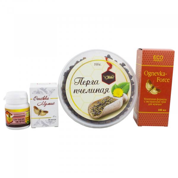 Набор витаминный «ТАЧ – MAN»