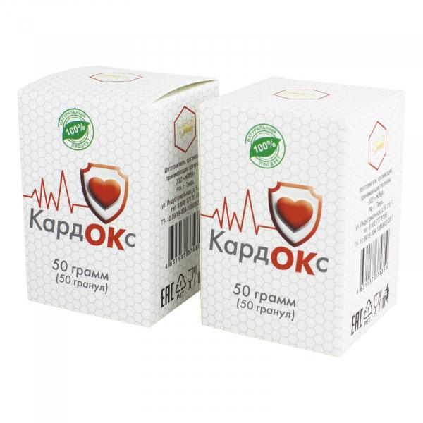 Комплекс для сердца «КардОКс»